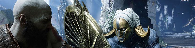Další obrázky a artworky postav z God of War: Ragnarök