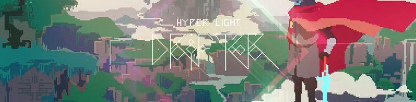 Hyper Light Drifter rozpráva príbeh mlčanlivého rytiera z fantasknej budúcnosti