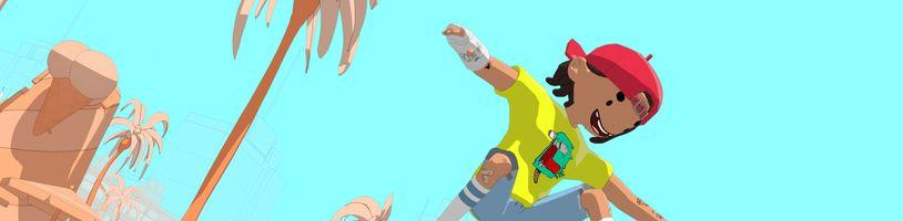 OlliOlli World je ambiciózní pokračování arkádové skejťácké série