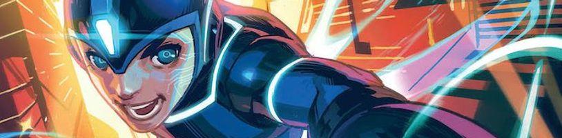 Komiksový vydavatel BOOM! Studio připravuje komiks Mega Man: Fully Charged podle stejnojmenného seriálu