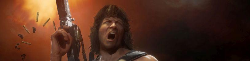 Mortal Kombat 11 oznamuje příchod Ramba i next-gen verze
