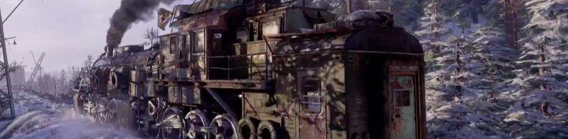 Nový trailer na Metro Exodus byl představen na E3