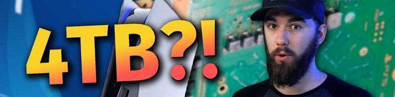 Jak vylepšit PS5? Samsung 980 PRO