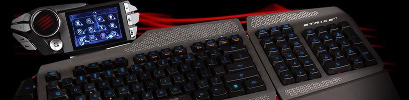 High-tech myši a klávesnice se vrací na trh