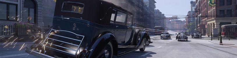 Mafia: Definitive Edition odhaluje licencované skladby