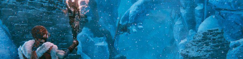 Nekonečná zima a obří potvory v Praey for the Gods