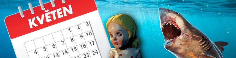 Kalendář hráče: Nejzajímavější hry května