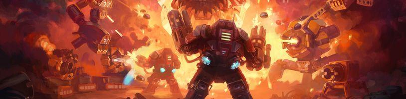 Epic rozdává bullet-hell střílečku a železniční simulátor