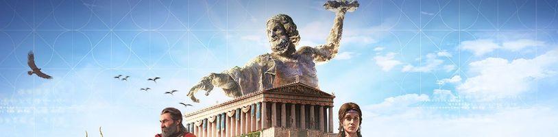 Assassin's Creed Odyssey dostane Discovery Tour: Živé muzeum Řecka