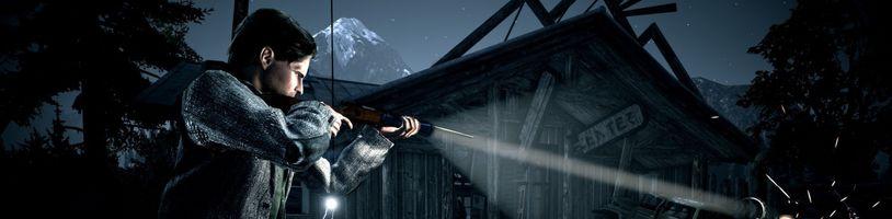 Alan Wake Remastered má přinést ray-tracing a 60 snímků za sekundu