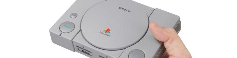 Sony představuje novou retro konzoli – PlayStation Classic