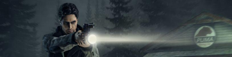 Alan Wake se vrací na Steam a to i se slevou