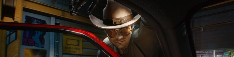 Cyberpunk 2077: Daniel Vávra byl ze začátku zmaten. Pak si ale hru užil
