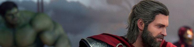 Marvel's Avengers lákají na předobjednávky