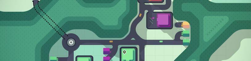 Mini Motorways je zábavnou minimalistickou strategií