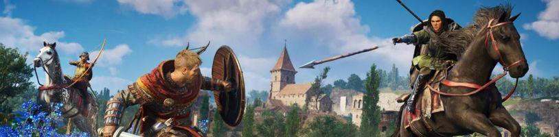 Videa: Assassin's Creed: Valhalla, Aliens Fireteam Elite, Chivalry 2