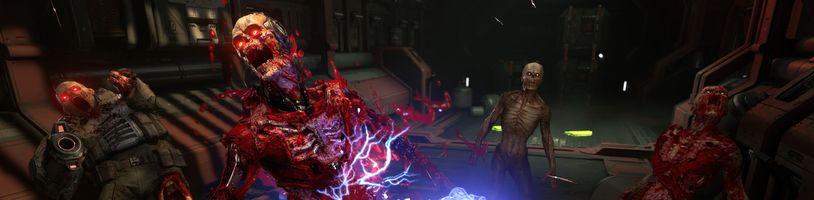 Doom Eternal na RTX 3080, záběry ze zrušené Avengers hry, nový projekt autorů No Man's Sky
