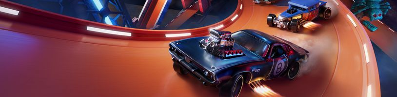 Hot Wheels Unleashed je obdoba Trackmanie od Milestone