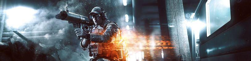 Bývalá hlavní tvář Call of Duty má prsty v dalším Battlefieldu