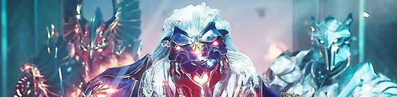 Godfall bude dost podobný Monster Hunter World a také bude využívat některé prvky Dark Souls