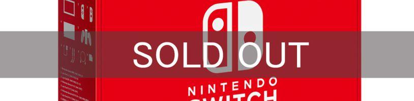 Koronavirus představuje problém pro Nintendo