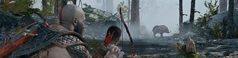 PC verze God of War se bleskově dostala mezi nejprodávanější hry. Čeština potvrzena