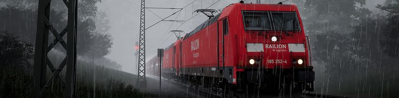 Za pár dnů vyjde Train Simulator 2020 s podporou DLC z předchozího dílu