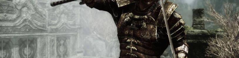 Blades je nový ambiciozní titul z Elder Scrolls série