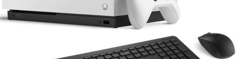 Na Xboxu budete nyní moci používat klávesnici a myš u ještě více her