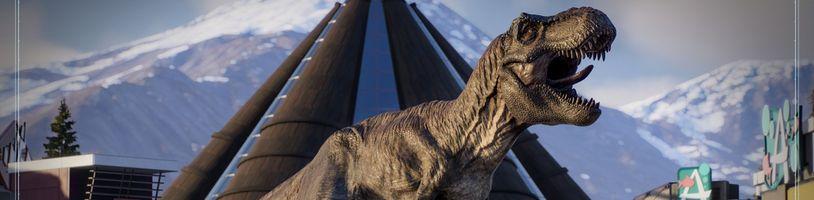 Jurassic World Evolution 2 nabídne více prostoru na stavění parku