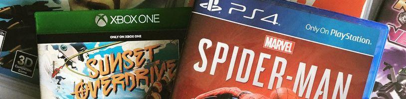 Sony kupuje Insomniac Games, které stojí za posledním Spider-Manem na PS4