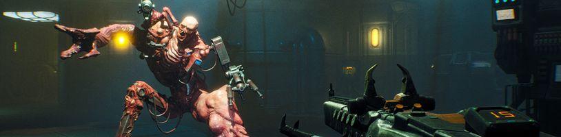 Střílečka Ripout vnadí na hutnou hororovou atmosféru