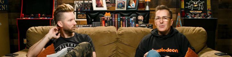 """""""Těším se na to víc než na film Uncharted,"""" vzkazuje Nolan North o seriálu The Last of Us"""