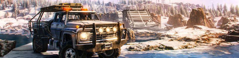 Končí exkluzivita Epic Games Store na SnowRunner a Predator: Hunting Grounds