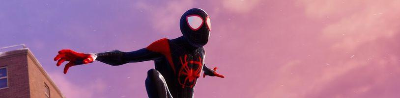 Spider-Man: Miles Morales se speciálními pohyby z Paralelního světa