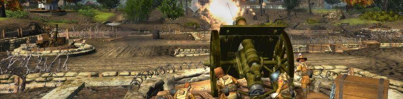 V Toy Soldiers HD budete velitelem i obyčejným pěšákem