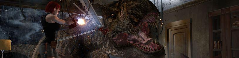 Fanouškovský remake Dino Crisis ukazuje prostředí i různé dinosaury