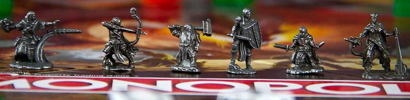 Monopoly má ďalšiu obeť: Dungeons & Dragons