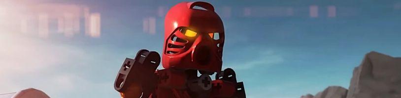 Bionicle: Quest for Mata Nui láká na schopnosti masek a zkoumání chrámů
