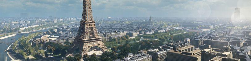 Postavme si vlastní paříž.