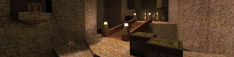 První Quake se dočká fanouškovské kampaně od designérů her Graven a Wrath