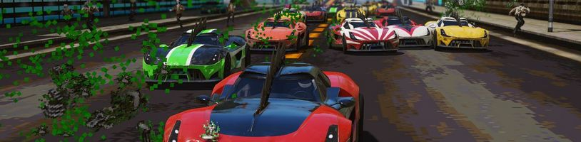 Carmageddon se vrací skrz bezplatnou aktualizaci závodů Wreckfest
