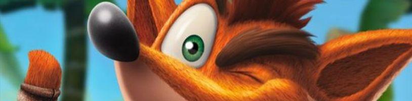 Crash Bandicoot bude na mobilech automaticky utíkat a vy se budete vyhýbat překážkám