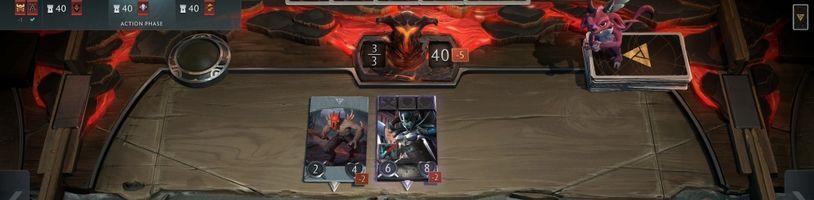 Nová verze karetního Artifact od Valve nabídne i singleplayerovou kampaň