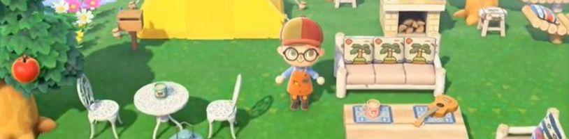 Vytvořte si svůj jedinečný ostrov v Animal Crossing: New Horizons