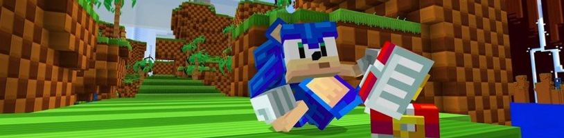 Sonic v Minecraftu, cross-play v Overwatch, Sniper Ghost Warrior Contracts 2 na PS5