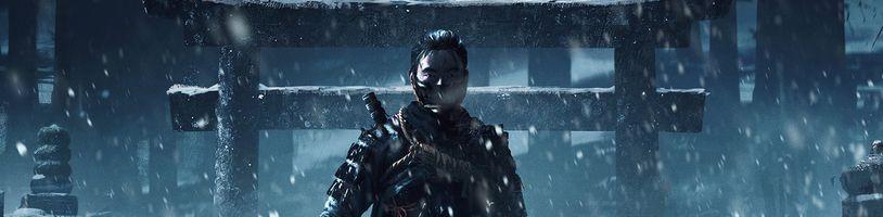 Ghost of Tsushima nabídne akční postup i stealth