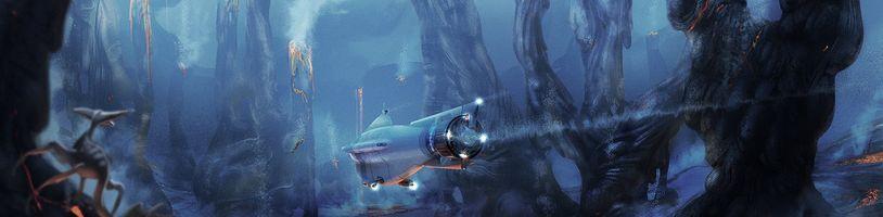 Subnautica ukazuje krásy podmorského sveta na neznámej planéte