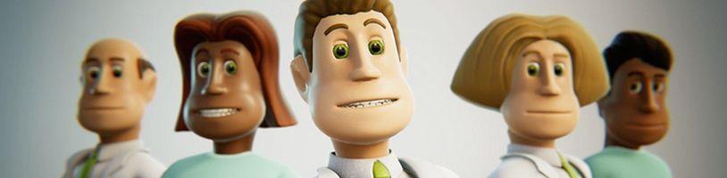 Duchovný nástupca Theme Hospital sa predstavuje vtipným trailerom