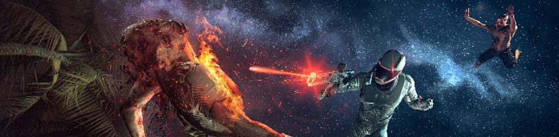 Síly z vesmíru v Dying Light, město Harran má narušenou gravitaci